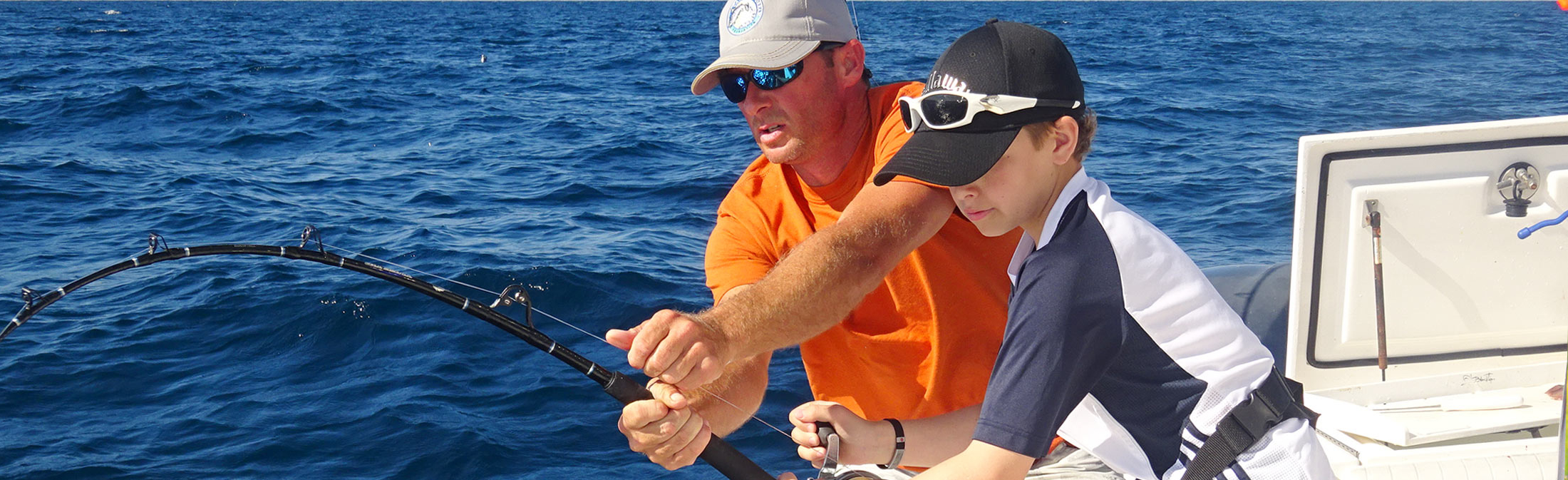 Catch a dream foundation for Fishing license ms